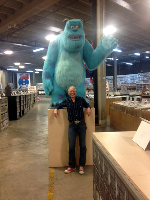 Unpacking the Bookstore – Dive Into an Ocean of Comics