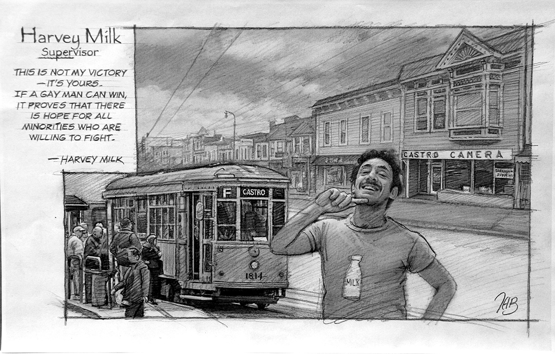 harvey milk archives Today marks the 36th anniversary of the assassination of harvey milk as appalling as this event was, harvey milk continues to inspire the fight for queer rights and.