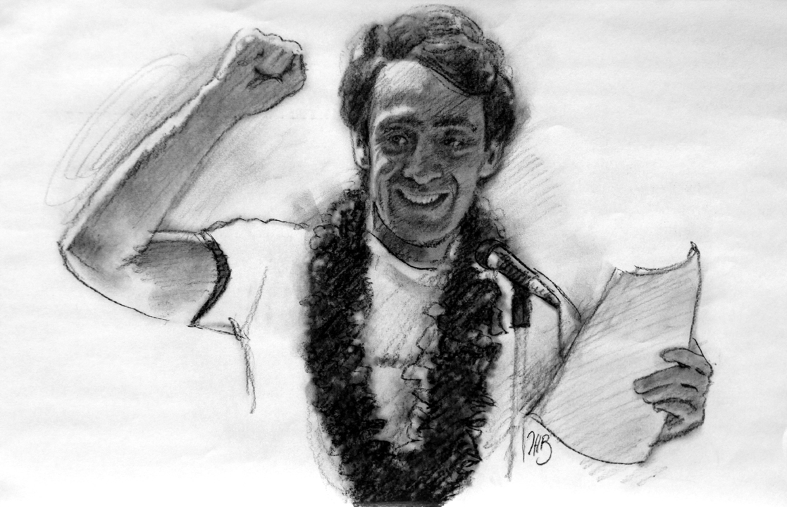 harvey milk 2 essay Harvey milk milk was born on long island, ny, the grandson of a department store owner in new york city he served in the united states navy during the korean war milk came back to new york and worked in various jobs including teaching at the high school level and work on the new york stage in 1964, he reportedly volunteered for the.