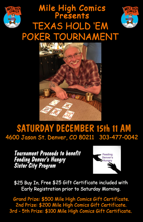 Denver poker tournaments
